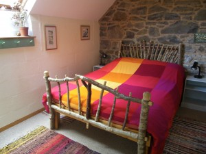 The Gorfanc Hideaway bedroom